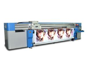 UV Hybrid Printer (Roll to Roll and Flatbed), YD-H3200R5